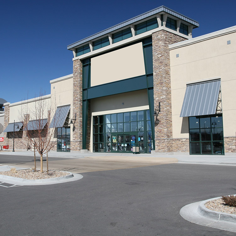 retail store construction